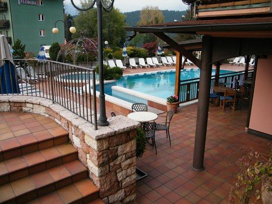 Hotel Ariston: La piscina