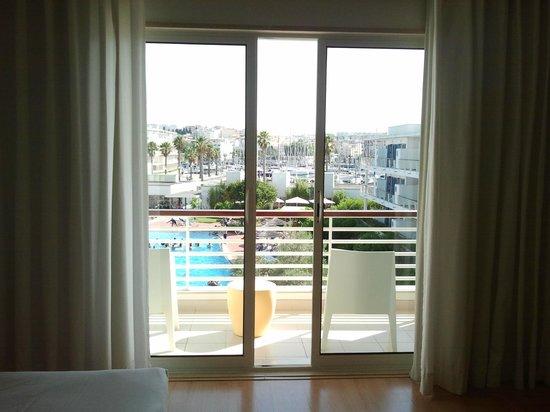 Marina Club Lagos Resort: amazing view from room