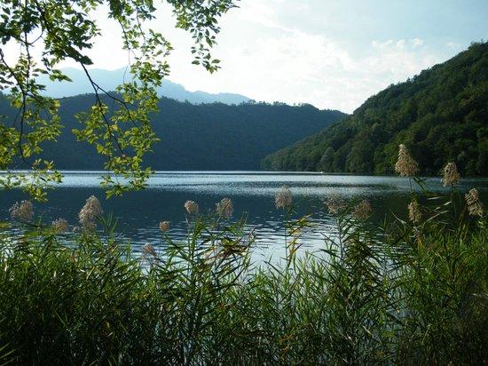 Hotel Ariston: il lago