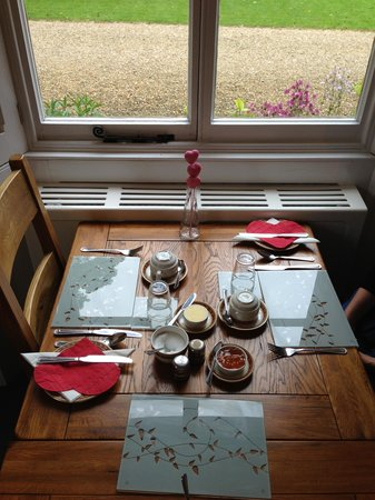 Trimnells House: Post Wedding Breakfast