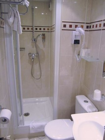 Hotel Elysee Etoile: Bagno