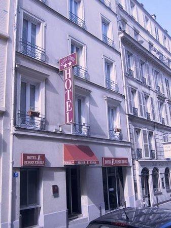 Hotel Elysee Etoile: Ingresso dell'hotel