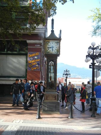 Times Square Suites Hotel: Gastown