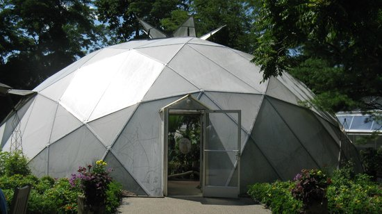 The 577 Foundation: Geodesic Dome