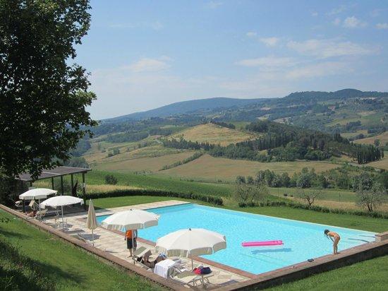 Poderi Arcangelo Agriturismo Farmhouse : pool