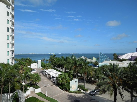 Hyatt Regency Sarasota: view from room 318