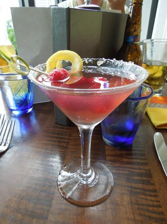 Hyatt Regency Sarasota: martini at Currents