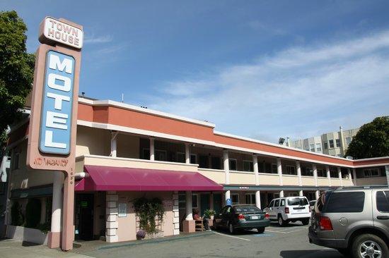 Town House Motel: Gesamtansicht des Motels