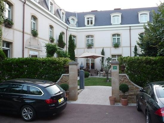 Hostellerie Le Cedre: Reception