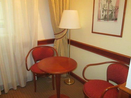 Hotel 16: Detalle de la habitación