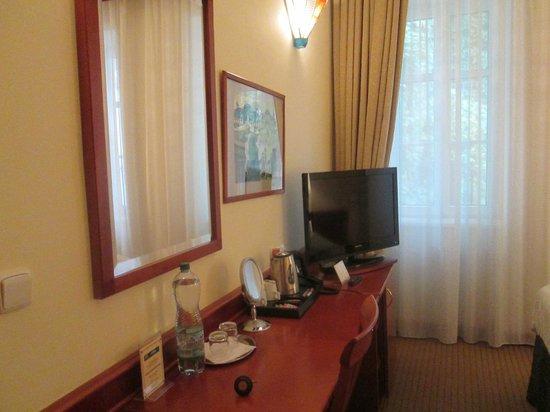 Hotel 16: Detalle habitación