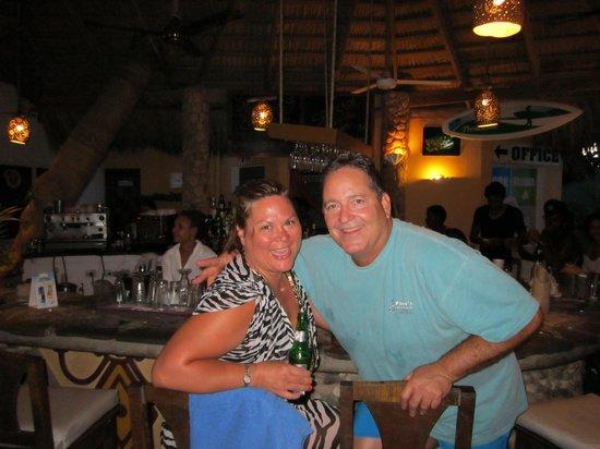 Hotel Villa Taina: Hotel Beach Bar