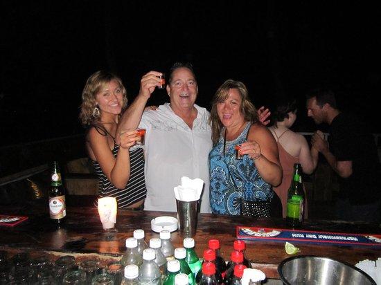 Hotel Villa Taina: Mama Wanna Shots at OJO
