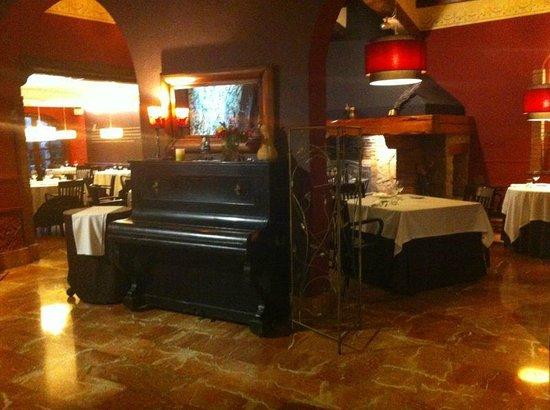 La Grava Hotel: Comedor
