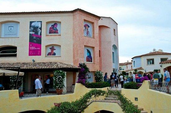Monte di Mola Museum (MDM Museum): MDM Museum front entrance