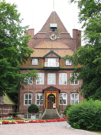 Gästehaus Heidi Weiss: Schloss Ritzebüttel