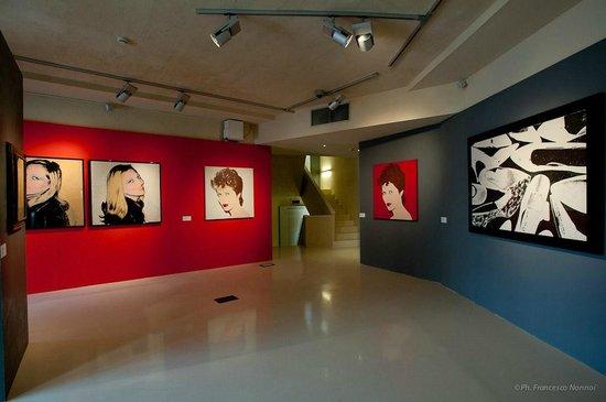 Monte di Mola Museum (MDM Museum): Ground floor
