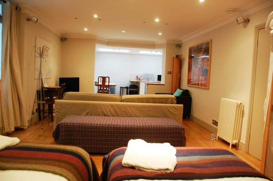 A Better Way to Stay: Our room #1.