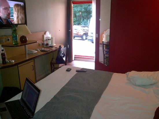 Hotel Inn Design Resto Novo Bourges : au RDC