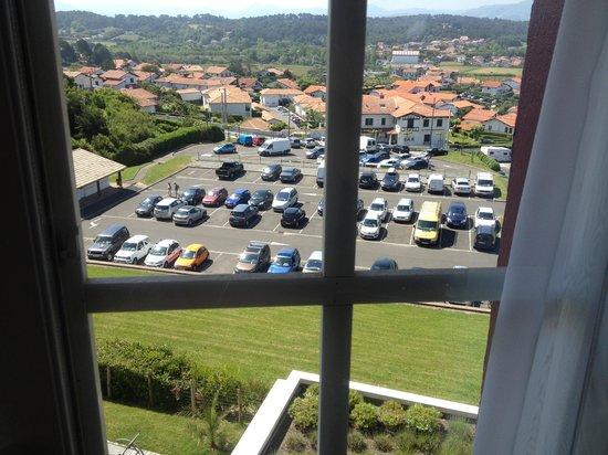Hotel Itsas Mendia: La vue