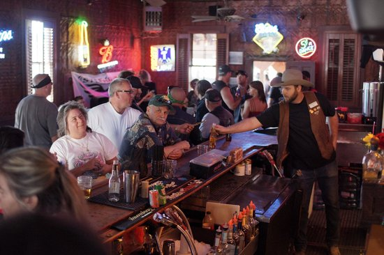 The weekends at the Pioneer Saloon always includes LIVE MUSIC!