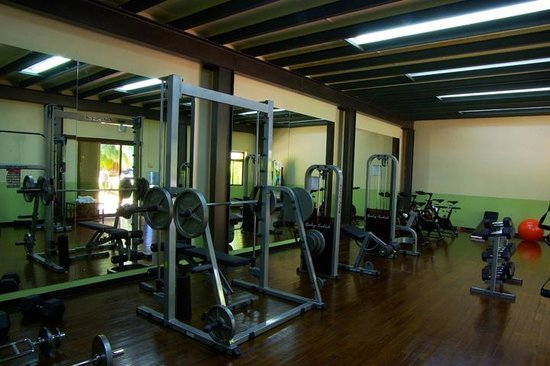 Tilajari Hotel Resort: Gym