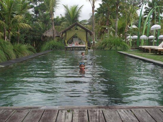 The Mansion Resort Hotel & Spa: Piscina junto ao ginásio