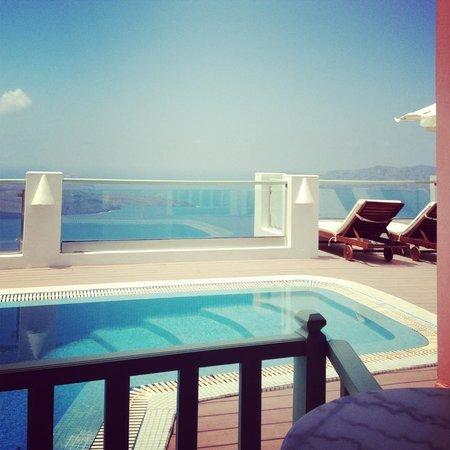 Ira Hotel & Spa: Desde la habitacion