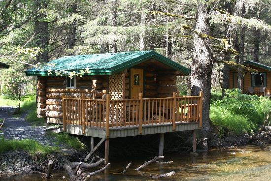 Alaska creekside cabins updated 2017 prices reviews for Alaska cottage