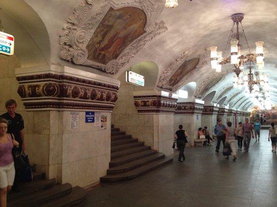 Moskovskiy Metropoliten: Fantastic