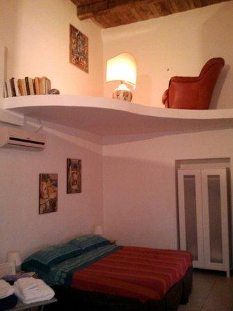 La Tela Bianca: La nostra camera