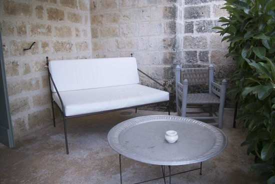 Masseria Don Cirillo: Veranda