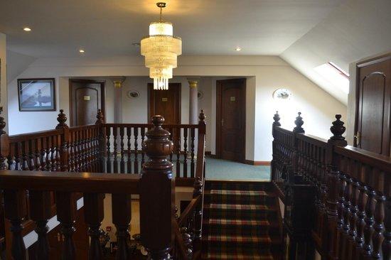 Springburn Lodge: Upstairs of the Lodge