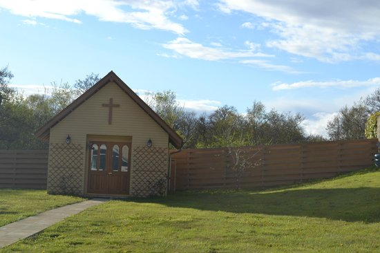 Springburn Lodge: Chapel on grounds