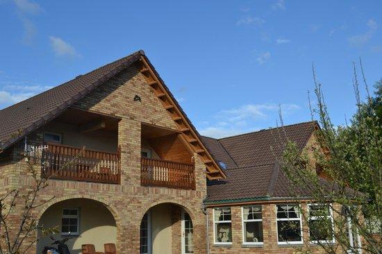 Springburn Lodge: The Lodge