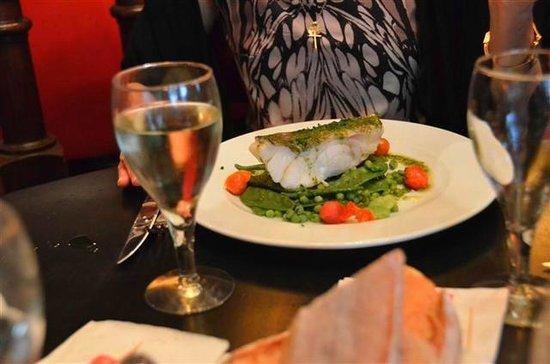 Les Editeurs: Divine fish for the vegetarians
