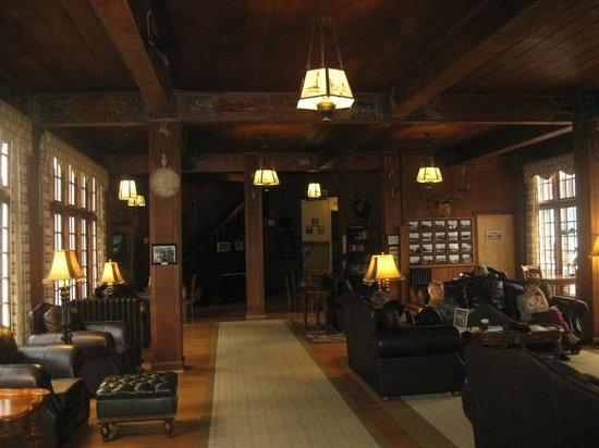 Lake Quinault Lodge: Main lodge