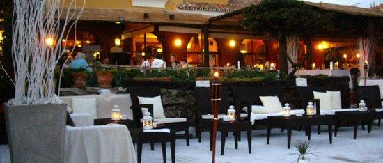 Restaurante RA-MA: Nuestro confortable Chill out