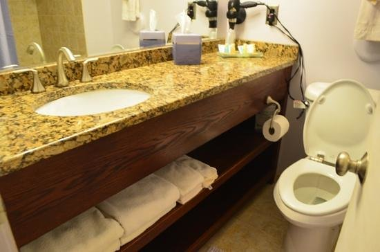 Brighton Suites Hotel : Bathroom
