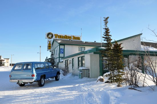 Front of the Tundra Inn