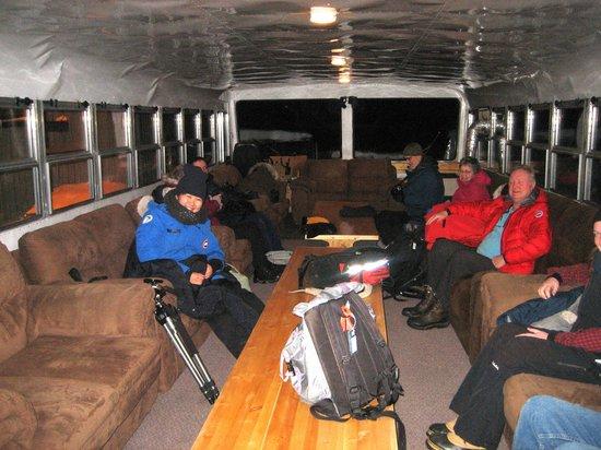 Tundra Inn : Tundar Buggy Living Room Comfort