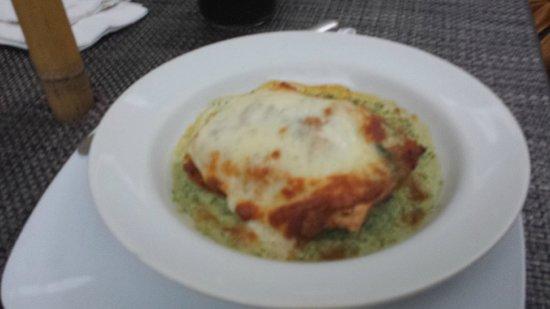 Tin Front Cafe: Butternut Squash Lasagne