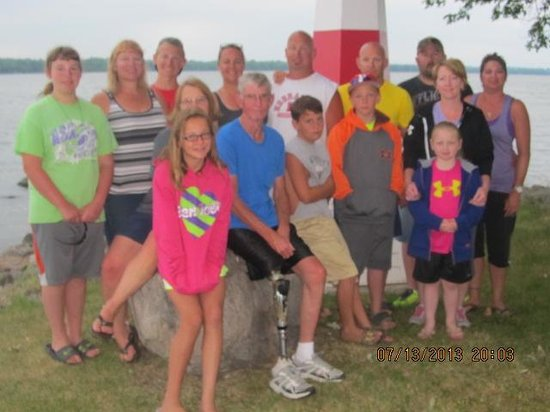 Big Stone City, SD: Everyone had a great time
