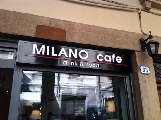 Milano Cafe: a