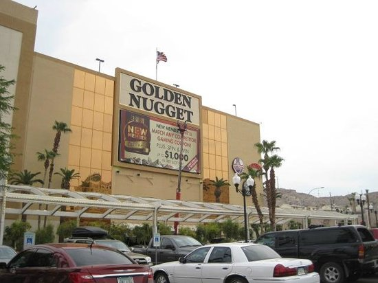 Golden Nugget Laughlin: front
