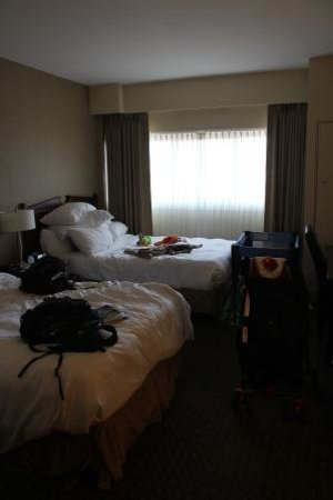 Hotel 540 : Sorry it's messy - June 2013