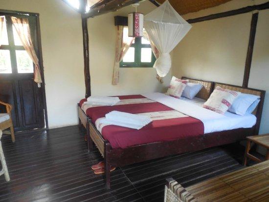 Chimps' Nest: Cottage Interior