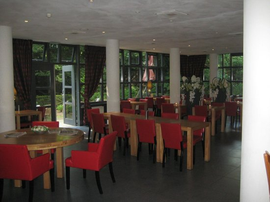 Bastion Hotel Amsterdam Noord: Dining room where nobody was eating