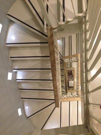Maria Condesa: stairs