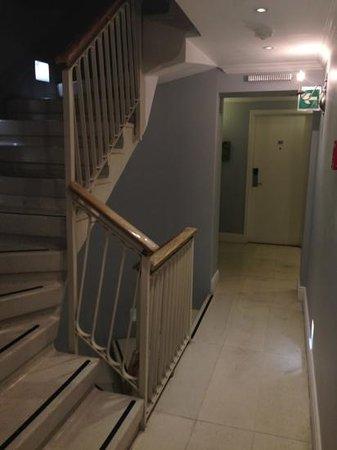 Maria Condesa Boutique Hotel: hall